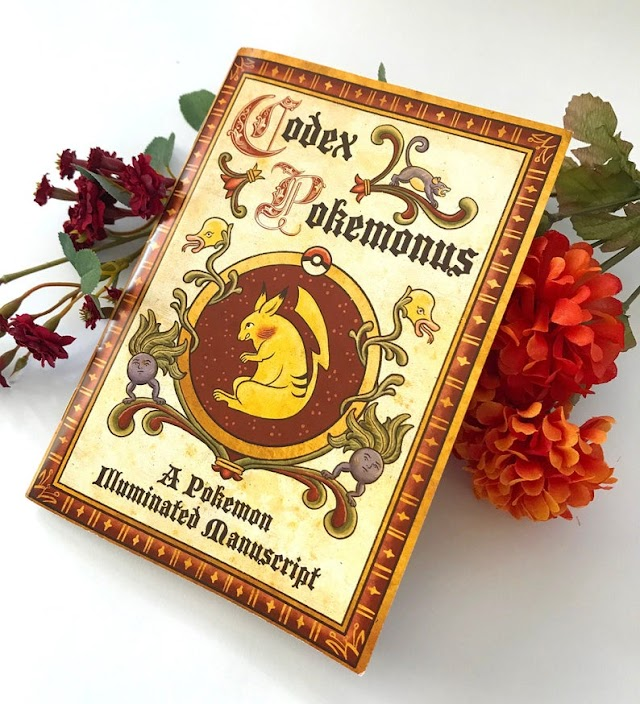 Conheça o Codex Pokemonus, Pokemon em Latim