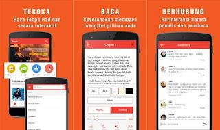 aplikasi baca novel gratis novelplus