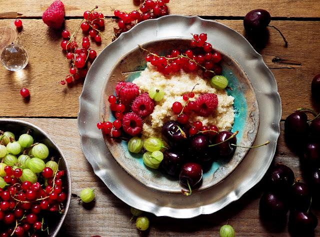 bez glutenu quinoa