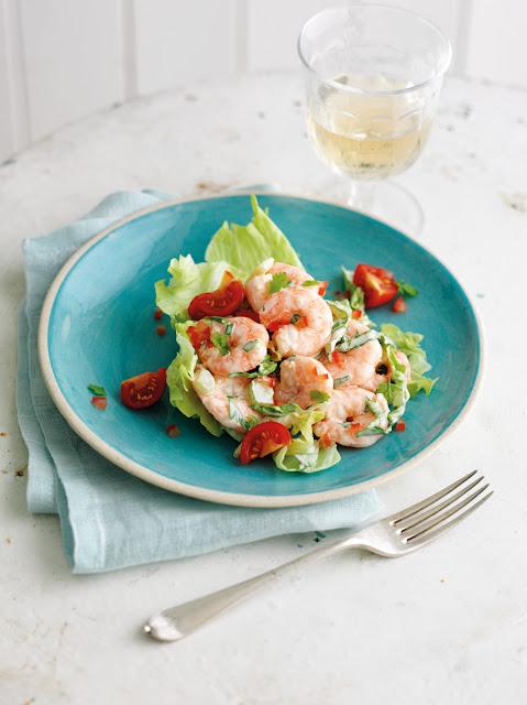 Brommer's Prawn Salad