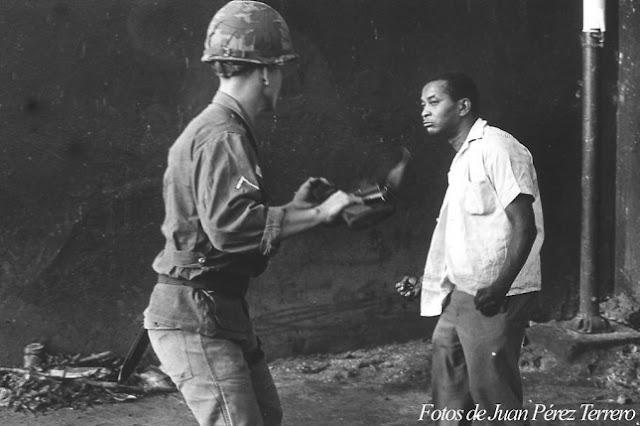 Conozca la verdadera historia de esta foto, tomada en plena guerra 1965-VIDEO