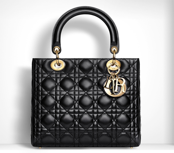 Cannage stitching, embroidery on leather, leather embroidery, dior bags, lady dior, leather lag, black bag,