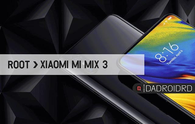 memang tidak bisa dianggap remeh dari spesifikasi dan designnya Cara ROOT Xiaomi Mi Mix 3 (PERSEUS) pakai Magisk