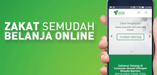 Panduan Cara Bayar Zakat Online di Zakat.or.id