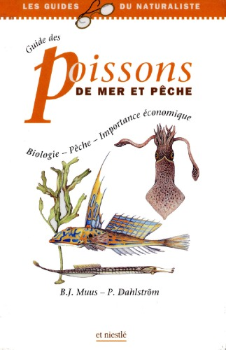 Guide des Poissons  de Mer et Peche - WWW.VETBOOKSTORE.COM