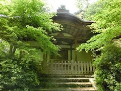 醍醐寺清瀧宮拝殿