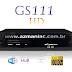 GLOBALSAT GS111 HD NOVA ATUALIZAÇÃO V2.25 - 02/08/2016