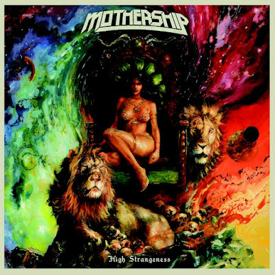 Mothership - High Strangerness