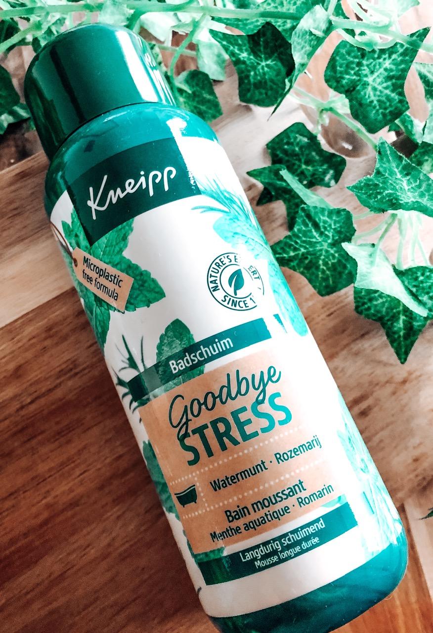Goodbye Stress Geurstokjes & Badschuim