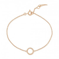 Tembo Shina 18ct Rose Gold Vermeil Bracelet