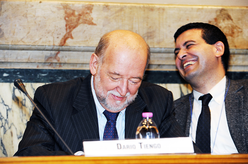 Convegno Quality news Italia al Cnel di Roma. L'intervento del Presidente Dario Tiengo
