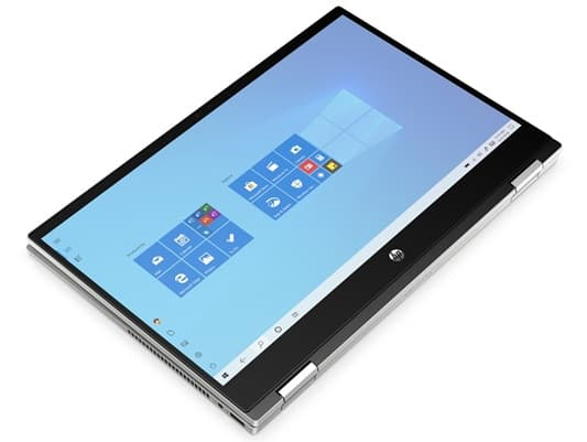 HP Pavilion X360 14-dw1028ns: convertible Core i5 con disco SSD, teclado en español y Windows 10 Home
