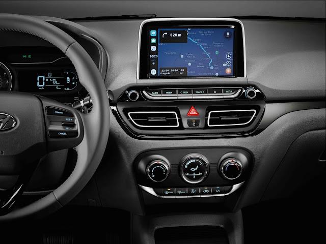 Novo Hyundai HB20: exportação iniciada para Paraguai e Uruguai