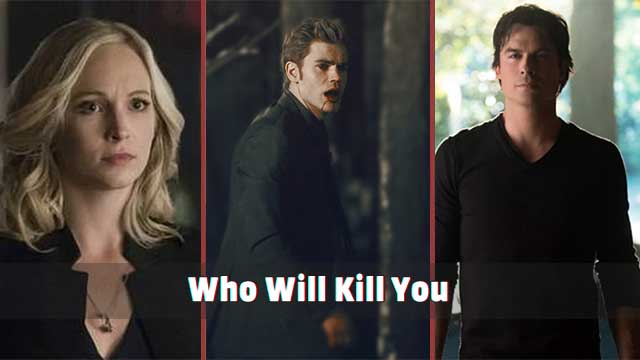 Who Will Kill You On 'The Vampire Diaries'