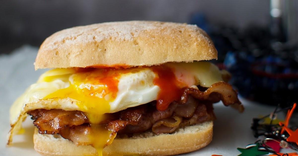 Harley Quinn S Egg Sandwich