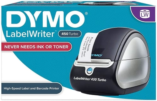 Review DYMO 1752265 Turbo Direct Thermal Label Printer