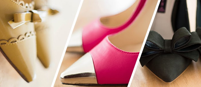 A Tale of Three Shoes: Kate Spade, Luichiny, and Steve Madden
