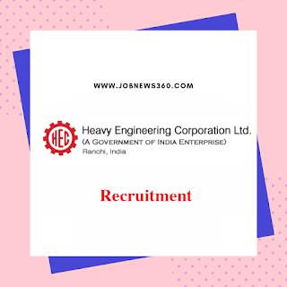 HEC Recruitment 2019 for Trade Apprentice (126 Vacancies)