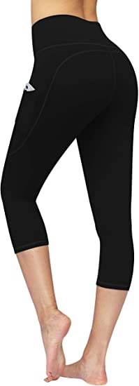 40%Off High Waist Yoga Capri
