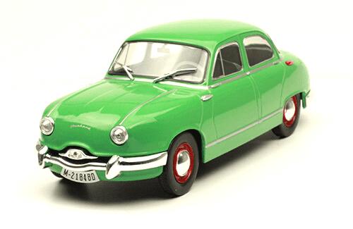Panhard Dyna Z 1958 coches inolvidables salvat