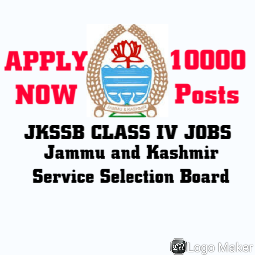 Official Advertisement From Jkssb For Class IV jobs. 8575 posts www.jkjobsalert.in