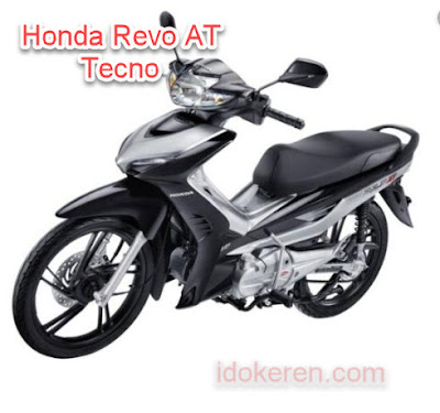Honda Revo AT Tecno