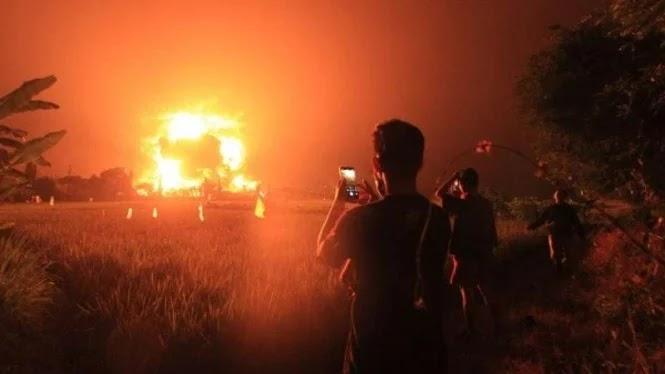 Kilang Balongan Indramayu Terbakar, Ternyata Segini Besarnya Kerugian yang Diderita Pertamina
