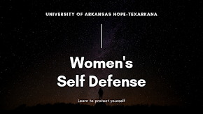 Self defense class for women offered by U of A Hope-Texarkana