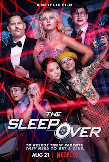 The Sleepover 2020 Dual Audio ORG 1080p WEBRip