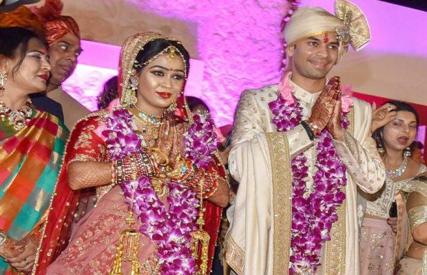 Tej Pratap Yadav marriage