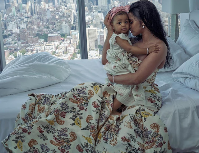 Cardi B And Her Daughter, Kulture Kiari Cover Vogue Magazine 2020 Issue