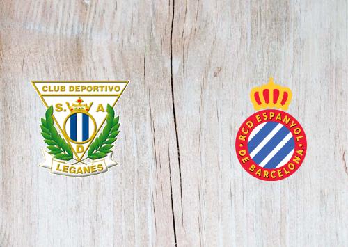 Leganes vs Espanyol -Highlights 22 December 2019