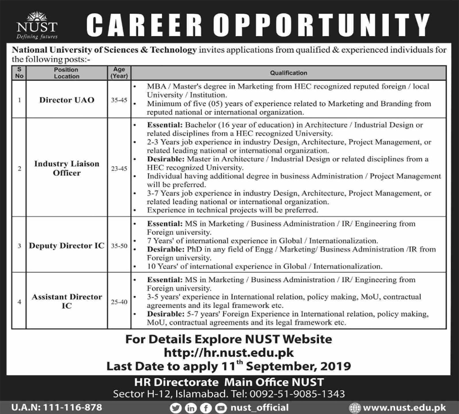 Pakistan Jobs BAZAAR