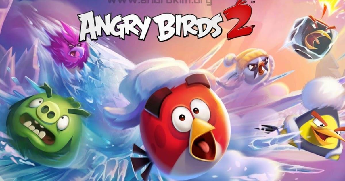 تحميل لعبة angry birds 2