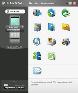 Nokia PC Suite 7.1 - Andraji