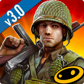 Frontline Commando: D-DAY Apk v3.0.4 Mod Unlimited Money