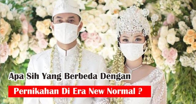 Apa Sih Yang Berbeda Dengan Pernikahan Di Era New Normal?
