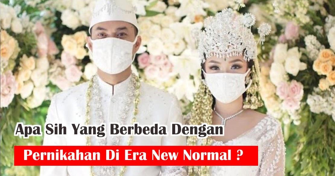 5 Hal Unik Yang Ada Di Pernikahan Era New Normal