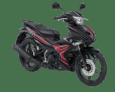 Ukuran Ban Standar Yamaha Jupiter MX 150