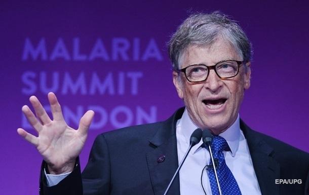 Білл Гейтс дав прогноз смертності від коронавірусу