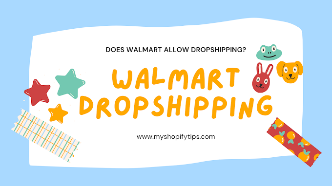 What is Walmart Dropshipping?