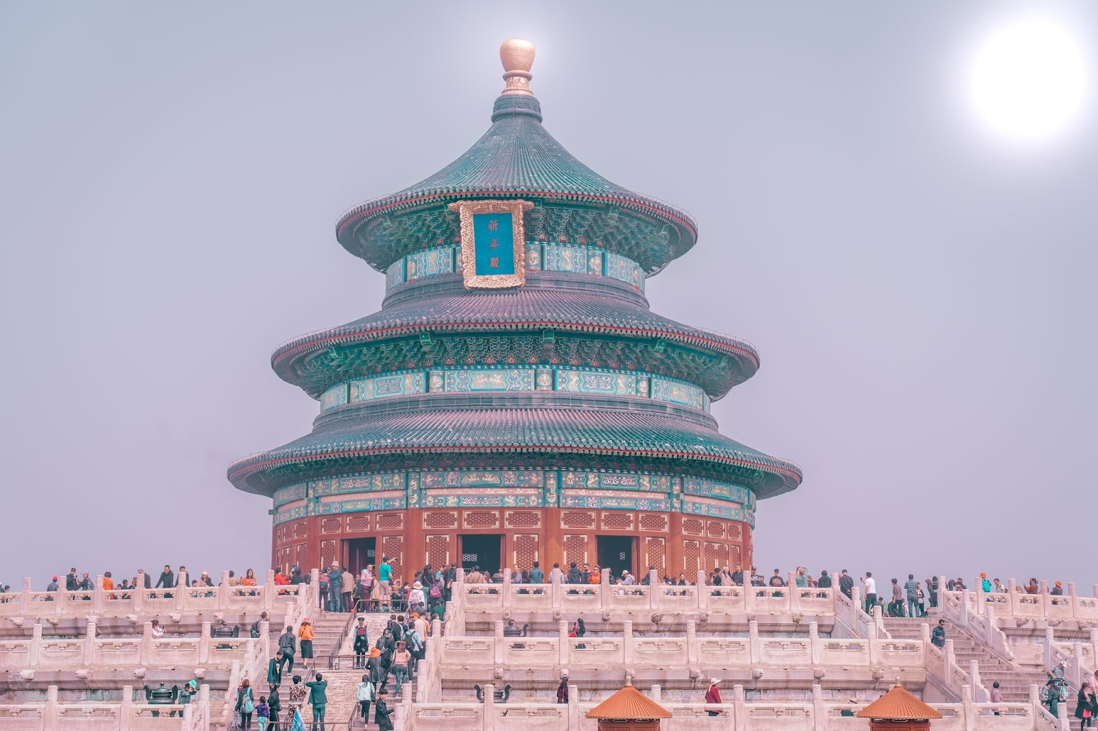 temple du ciel - pékin - laquotidiennedele - blog voyage - chine