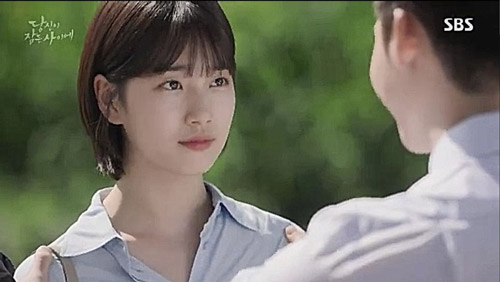 bae suzy berperan sebagai nam hong joo
