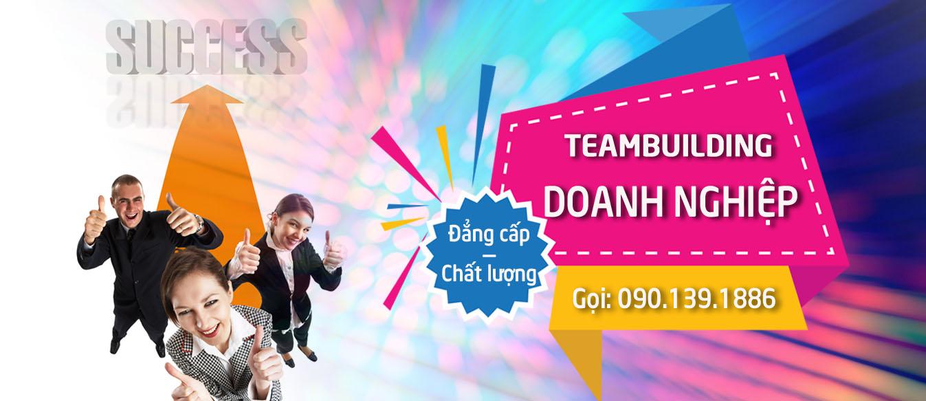 Tổ chức team building cho doanh nghiệp tại Đà Nẵng, Teambuilding Da Nang