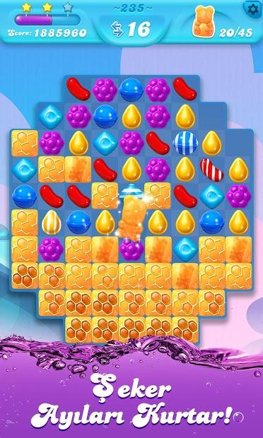Candy Crush Soda Saga Hileli APK v1.165.6