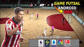 Download Game Futsal Android Terbaru 5v5 Berlisensi