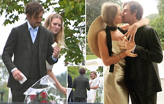 Alexander Skarsgard picture collection with his ex-girlfriend Toni Garn