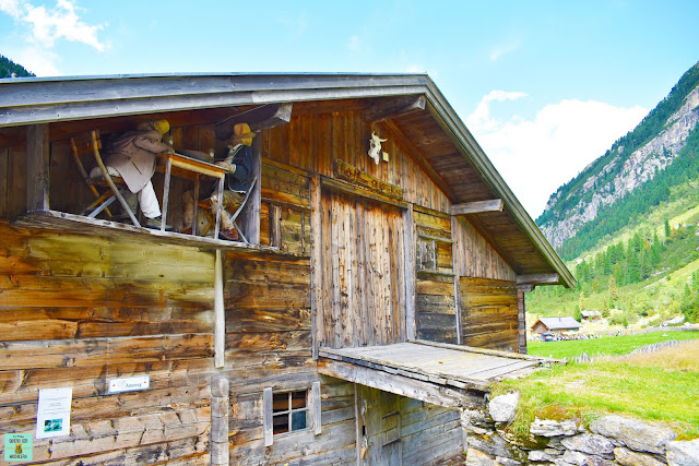 Refugio Hölzlahneralm, Austria
