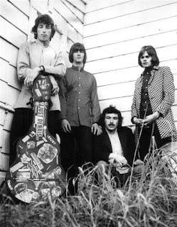 Cheshire Katt, 1967 Dennis McCann, Doug Reid, John Donoghue and Colin McClean