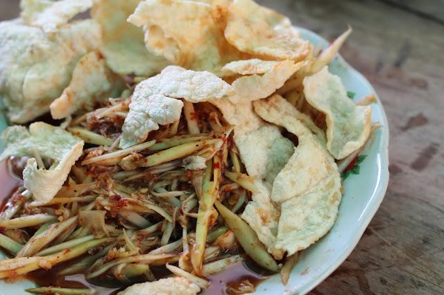 Rujak mangga Thai Pui Jie